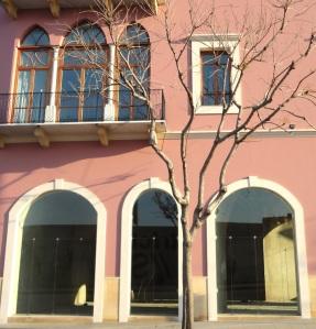 Saifi Village shopfront