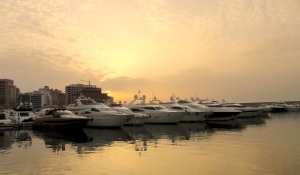 Yachts zaytouna bay