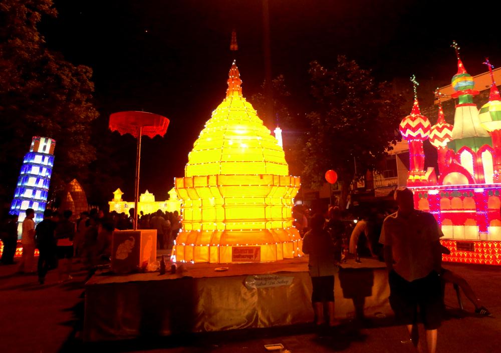 Landmark lanterns