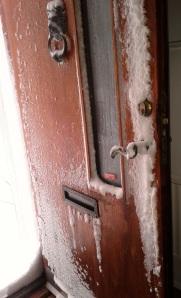 Frosty Door