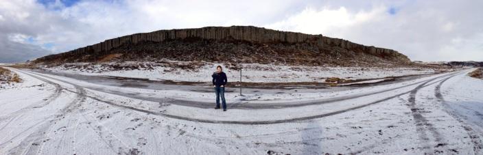 Gerduberg, Iceland
