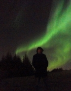 Northern Lights 17th March 2013