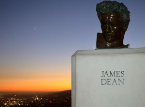 James Dean and Venus