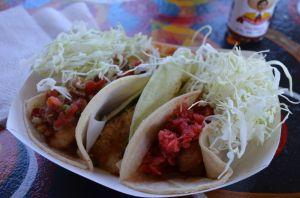 Fish Tacos LA