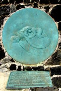 Kauila plaque