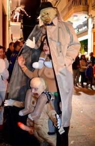 Flasher, Sitges Carnival