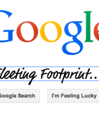 Google A Fleeting Footprint