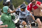 Doctor-punching cyclist