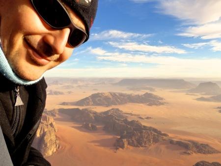 Stacker & Wadi Rum